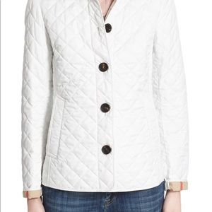 NWT Burberry brit quilted jacket/Ashurst